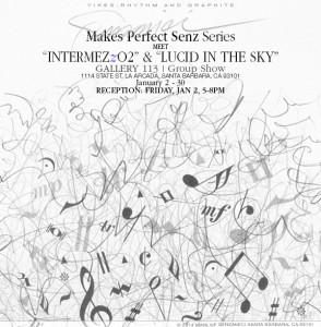 """""""Intermezzo2"""" G113 Artists' Reception Announcement"""